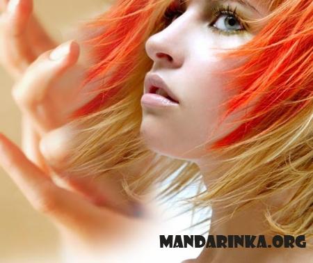 Фотографии девушек с рыжими волосами
