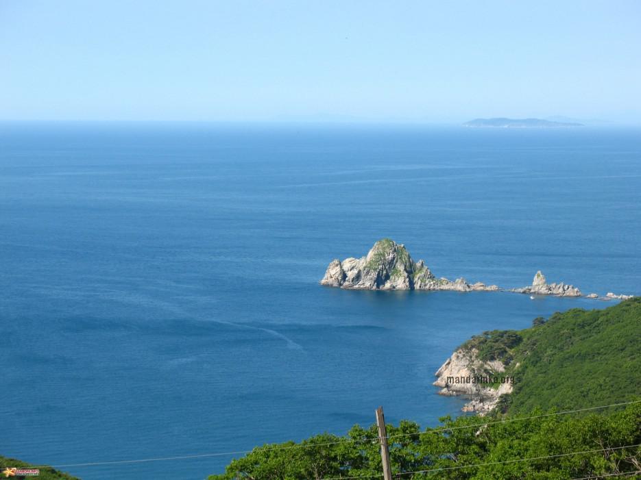 Картинки синее море - f66