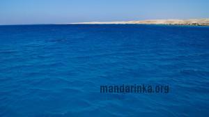 Синее море обои